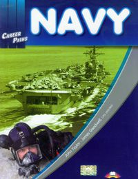 CAREER PATHS - NAVY (+CD)
