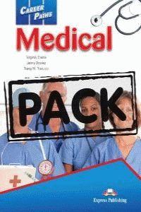 CAREER PATHS - MEDICAL 1 (+CD)