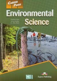 CAREER PATHS - ENVIRONMENTAL SCIENCE (INTERNATIONAL)
