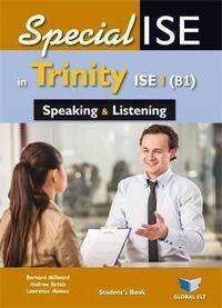 SPECIALISE TRINITY-ISE I (B1) SPEAKING & LISTENING (SSE)