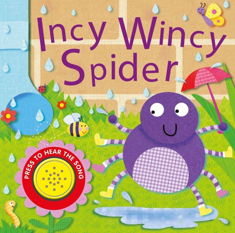 Incy Wincy Spider - Aa. Vv.