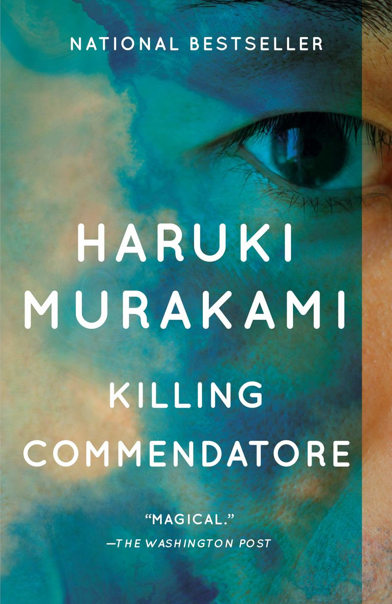 KILLING COMMENDATORE (B FORMAT)