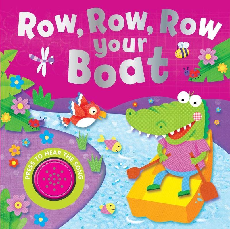 Row, Row, Row Your Boat - Aa. Vv.