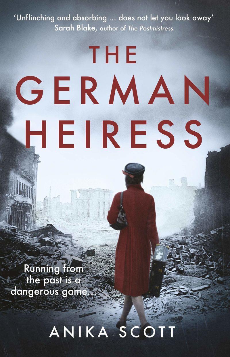 GERMAN HIERESS, THE (B FORMAT)