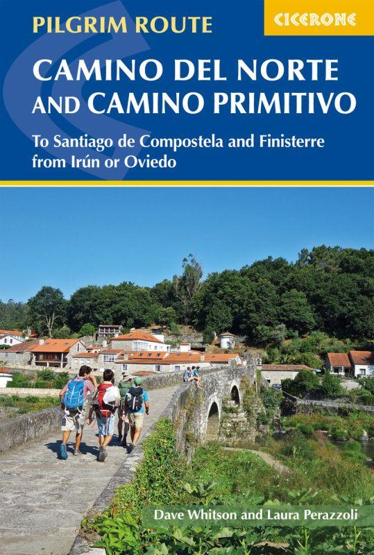 CAMINO DEL NORTE AND CAMINO PRIMITIVO - TO SANTIAGO DE COMPOSTELA AND FINISTERRE FROM IRUN OR OVIEDO - PILGRIM ROUTE