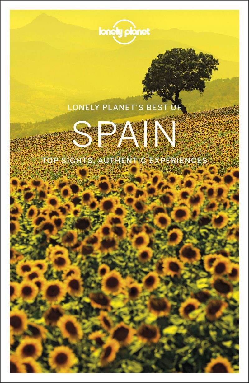 BEST OF SPAIN 2 - LONELY PLANET