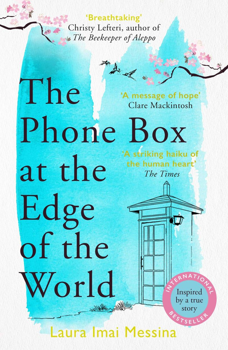 PHONE BOX AT THE EDGE OF THE WORLD, THE