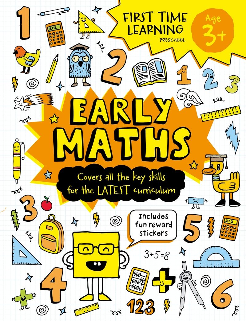 Early Maths (+3) - Aa. Vv.