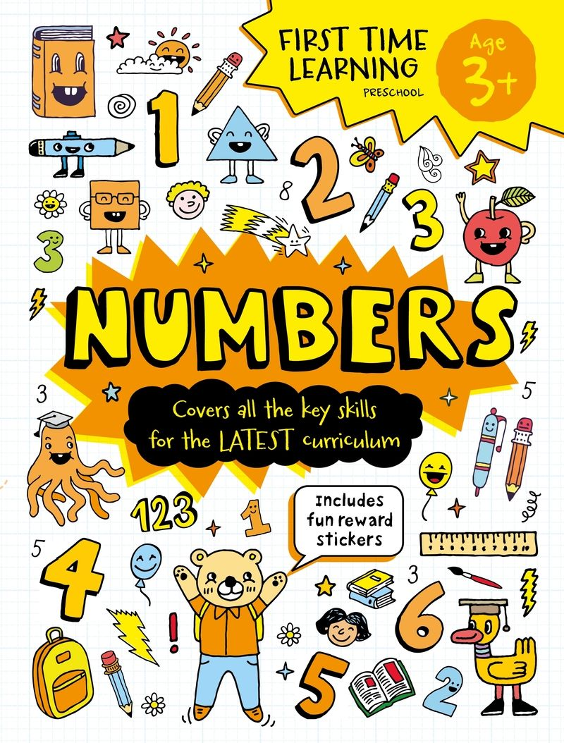 NUMBERS (+3)