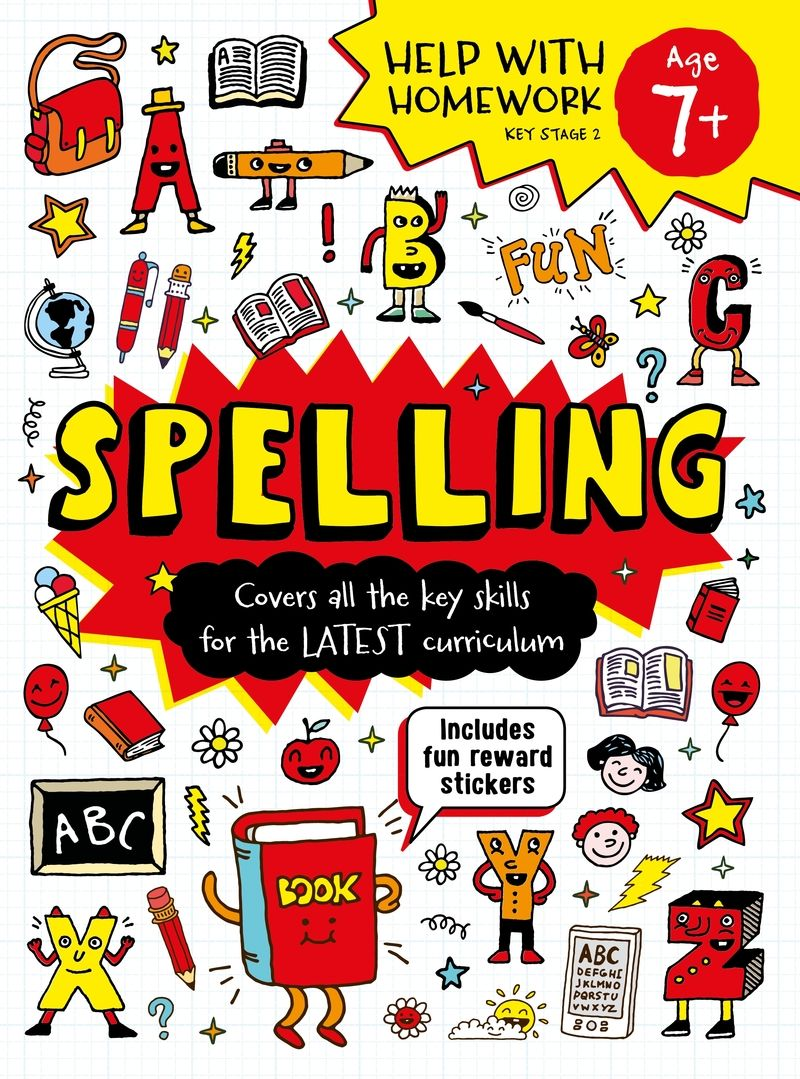 SPELLING (AGE 7+)