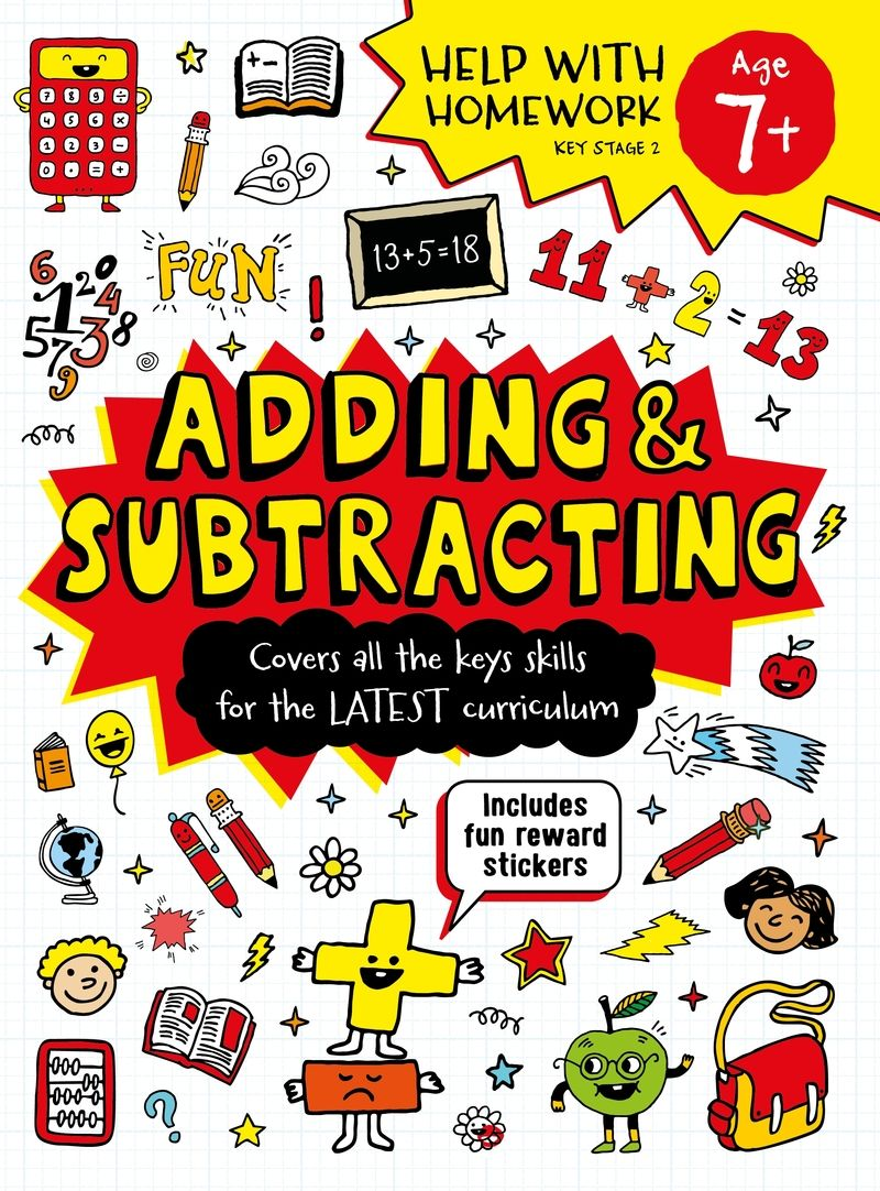 ADDING & SUBTRACTING (AGE 7+)