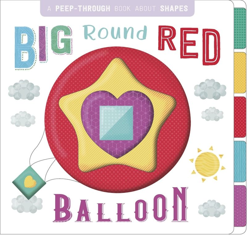 BIG ROUND RED BALLOON