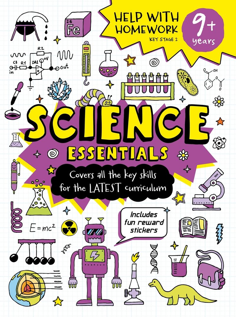 SCIENCE ESSENTIALS (AGE 9+)