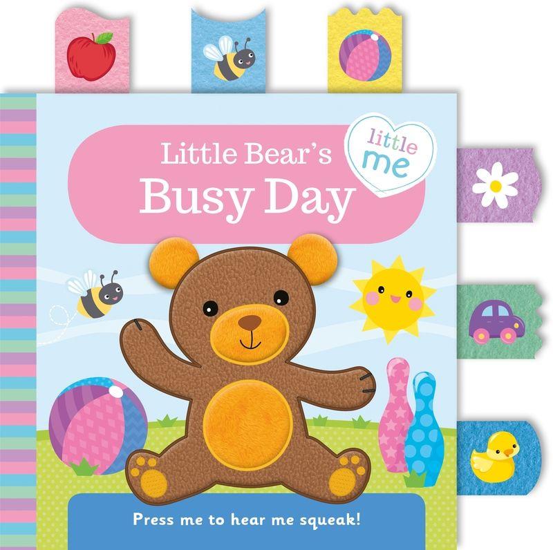 LITTLE BEAR'S BUSY DAY (CLOTH BOOK)