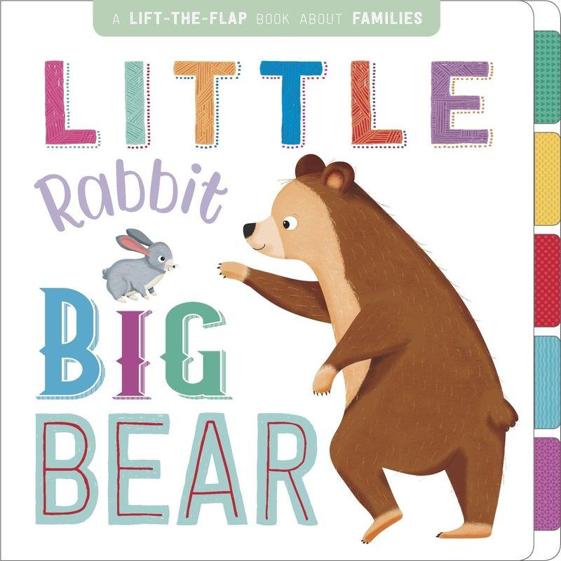 Little Rabbit, Big Bear - Aa. Vv