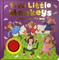 Five Little Monkeys - Aa. Vv.