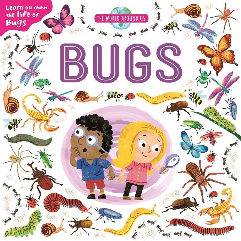 Bugs - The World Around Us - Aa. Vv