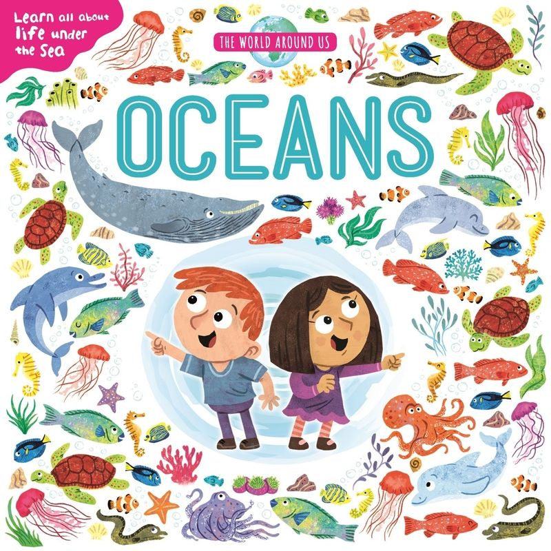Oceans - The World Around Us - Aa. Vv