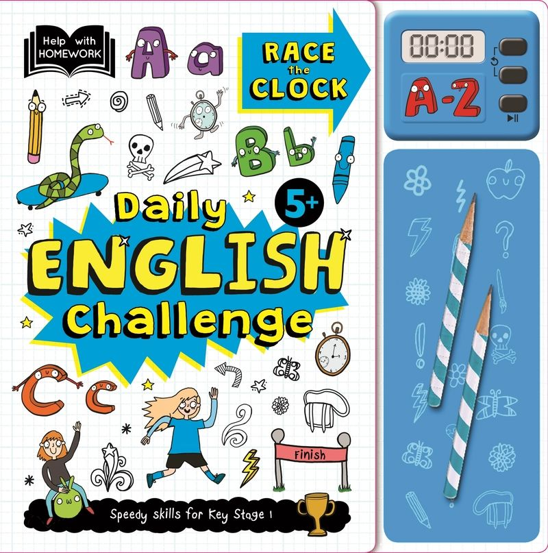 ENGLISH CHALLENGE PACK