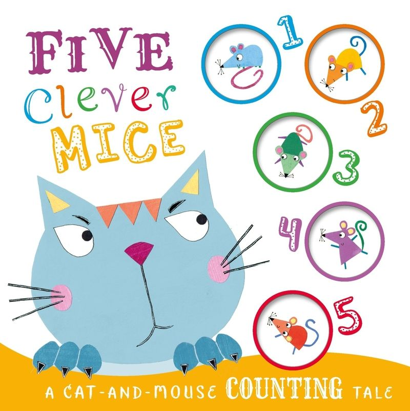 Five Clever Mice - Aa. Vv.