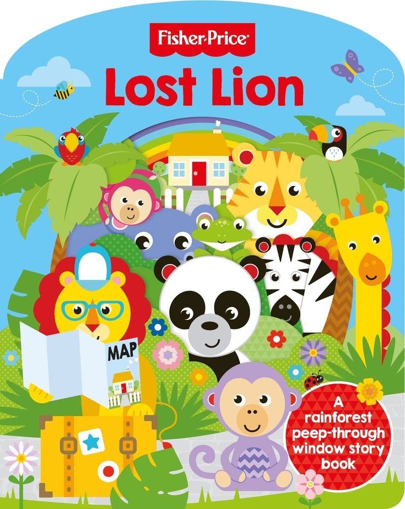 FISHER PRICE - LOST LION