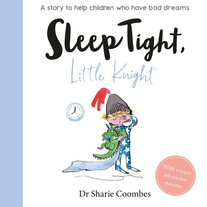 Sleep Tight, Little Knight (no More Worries) - Sharie Coombes