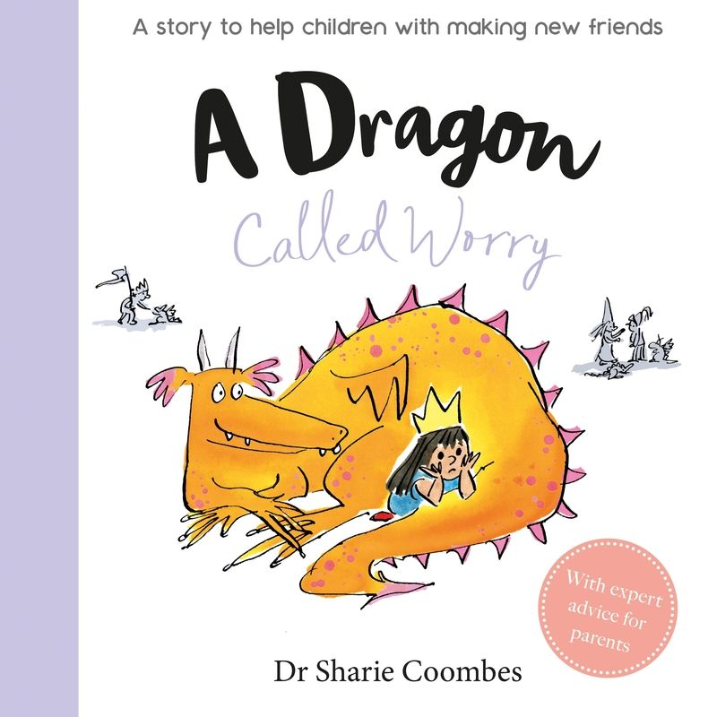 A DRAGON CALLED WORRY (NO MORE WORRIES)