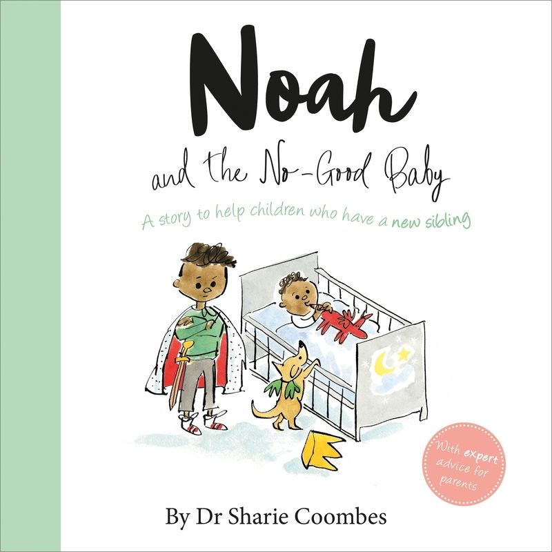 NOAH AND THE NO GOOD BABY (NO MORE WORRIES)