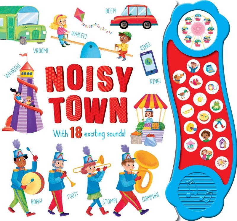 MEGA SOUNDS - NOISY TOWN