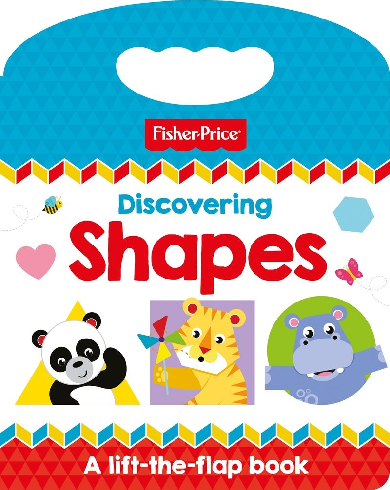 FISHER PRICE - DISCOVERING SHAPES