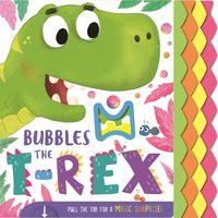 bubbles the t-rex (magic mechs) - Aa. Vv.