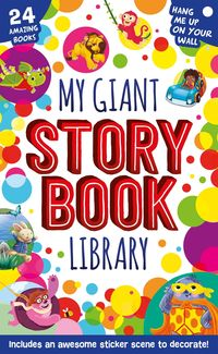 my giant storybook library - Aa. Vv.