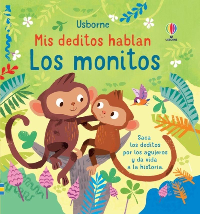 LOS MONITOS - MIS DEDITOS HABLAN