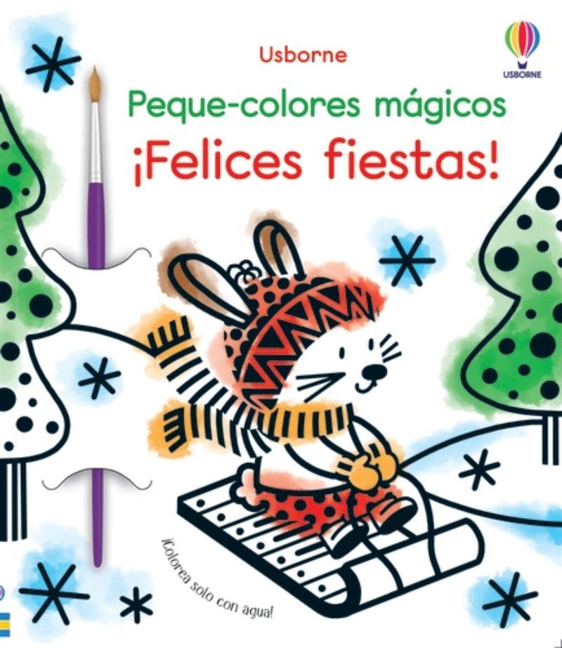¡FELICES FIESTAS! - PEQUE-COLORES MAGICOS