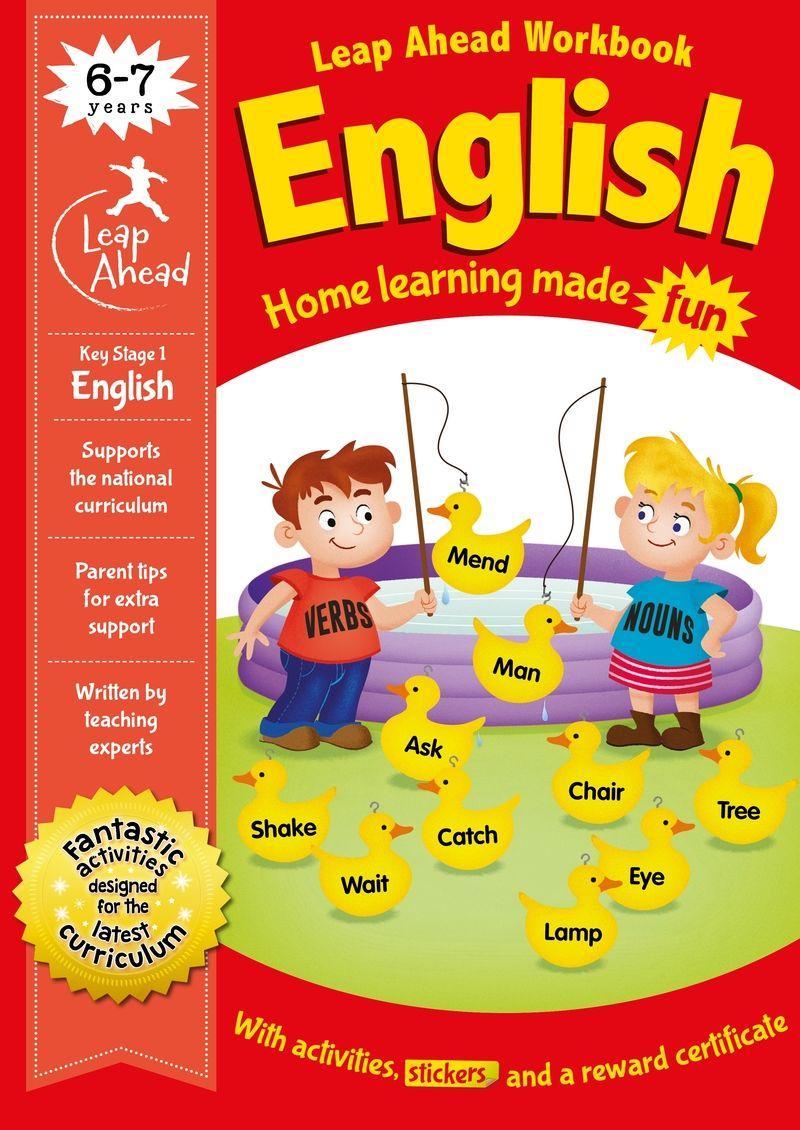 LEAP AHEAD - 6-7 YEARS ENGLISH