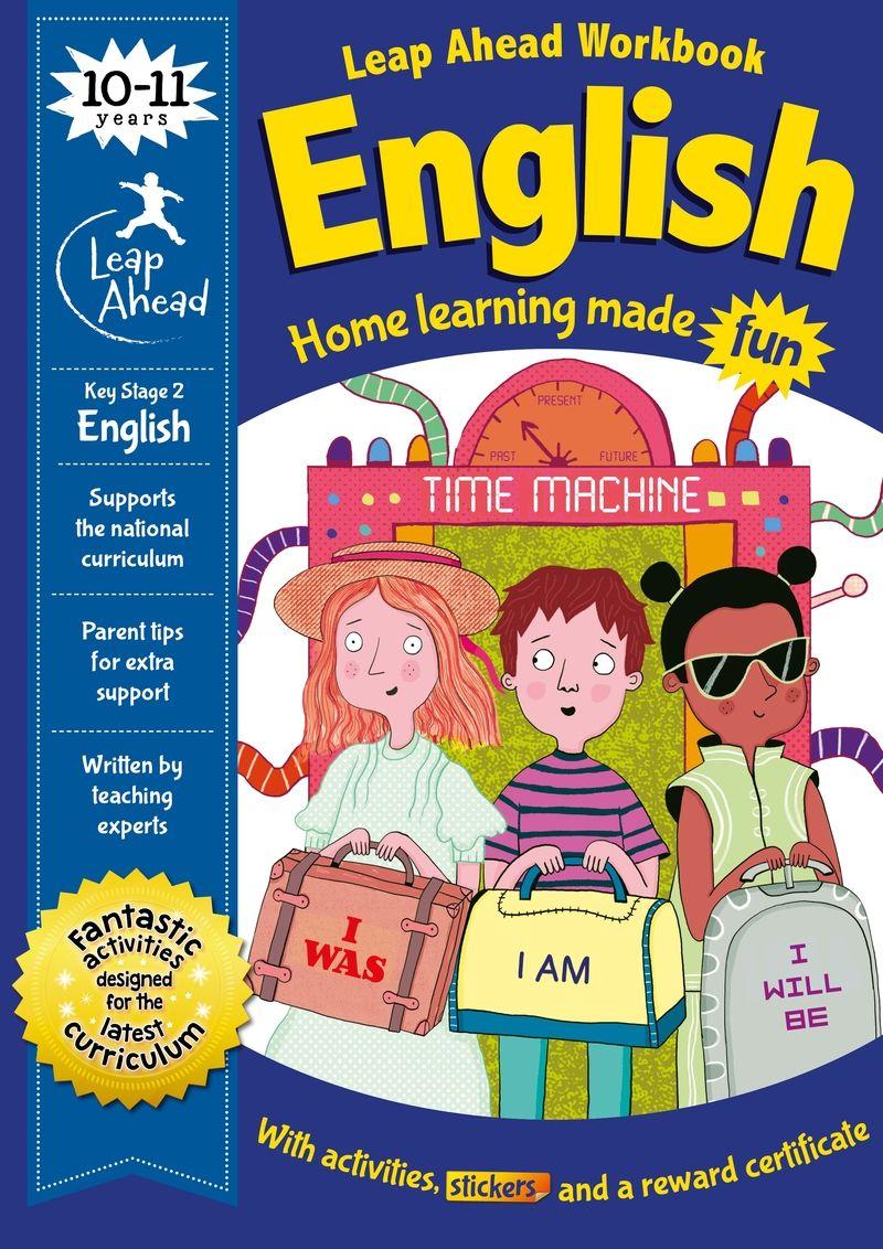 LEAP AHEAD: 10-11 YEARS ENGLISH