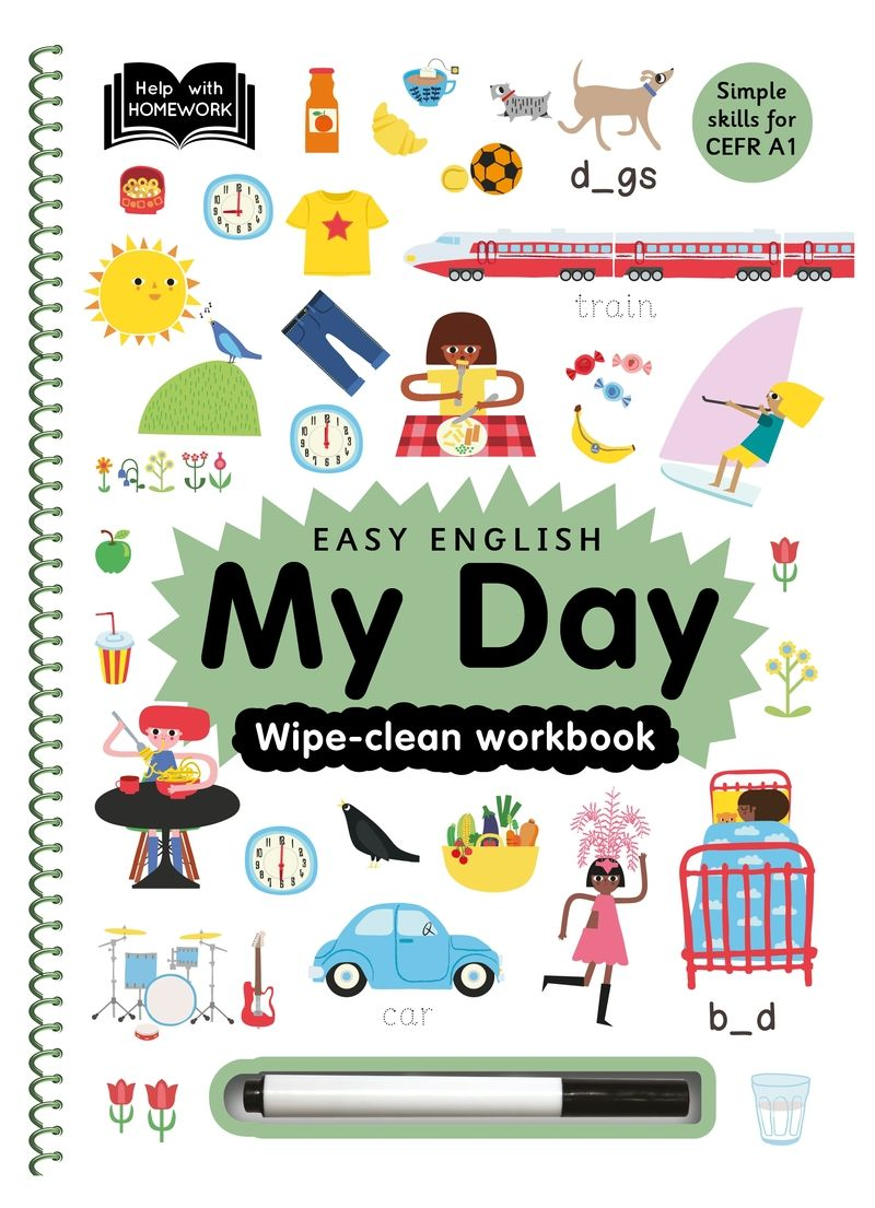 Easy English - My Day - Aa. Vv.