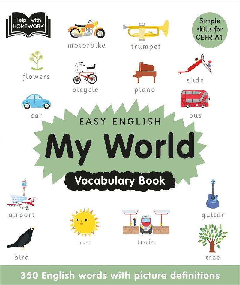 MY WORLD - EASY ENGLISH VOCABULARY
