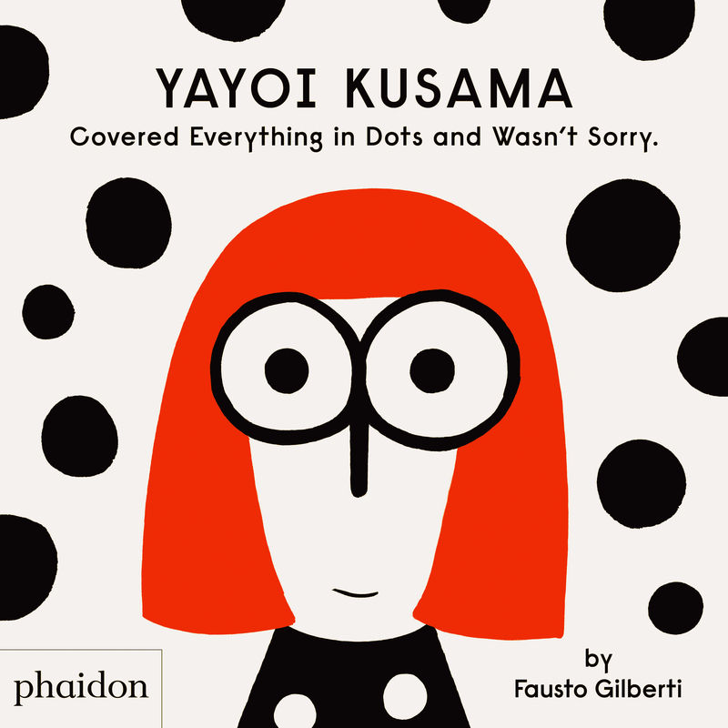 Yayoi Kusama Covered Everything In Dots And Wasn't Sorry - Fausto Gilberti