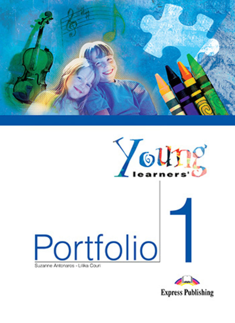 YOUNG LEARNER PORTFOLIO 1
