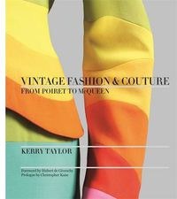 VINTAGE FASHION & COUTURE (HARDBACK)