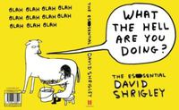What The Hell Are You Doing? - David Shrigley