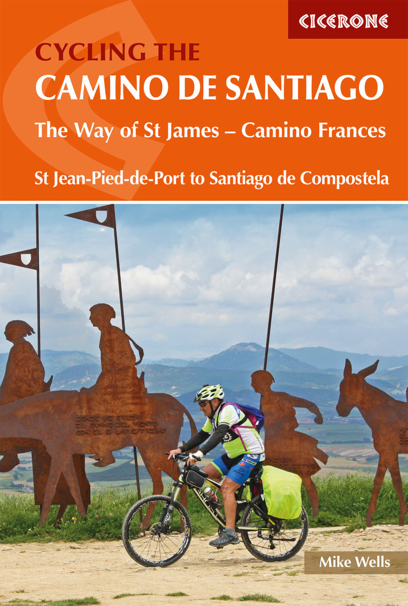 CYCLING THE CAMINO DE SANTIAGO - THE WAY OF ST JAMES - CAMINO FRANCES