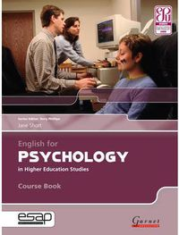 ENGLISH FOR PSYCHOLOGY (+CD)