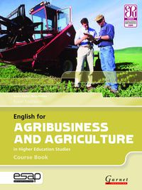 ESAP - ENGLISH FOR AGRIBUSINESS AND AGRICULTURE IN HIGHER EDUCATION STUDIES (+CD)