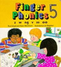 FINGER PHONICS 5
