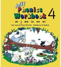 JOLLY PHONICS 4 WB