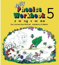 JOLLY PHONICS 5 WB