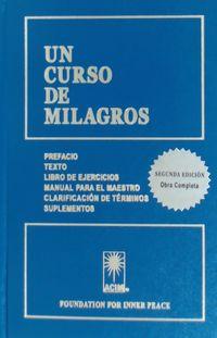 (2 ED) CURSO DE MILAGROS, UN