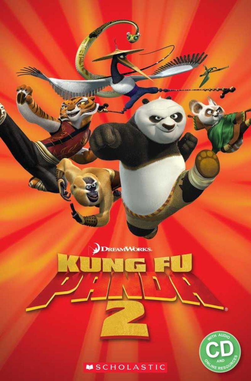 kung fu panda 2 (+cd) - Aa. Vv.